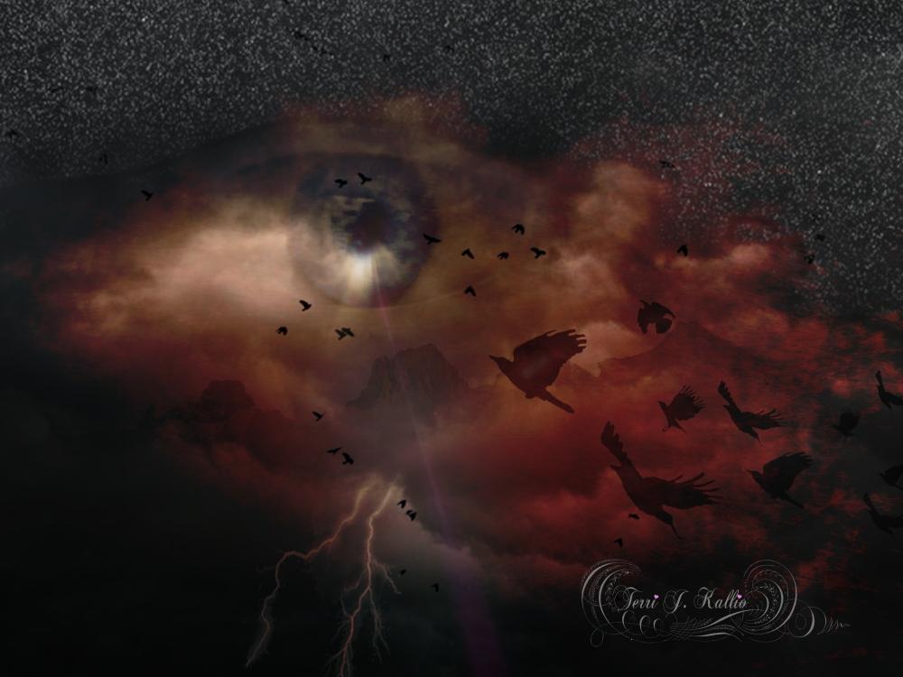 Heaven will Tremble by Terri J. Kallio